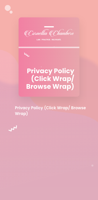 Privacy Policy (Click Wrap- Browse Wrap)@2x